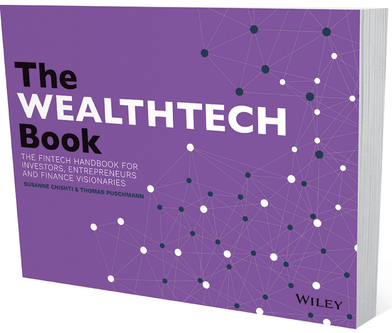 WealthTECH Book 3D